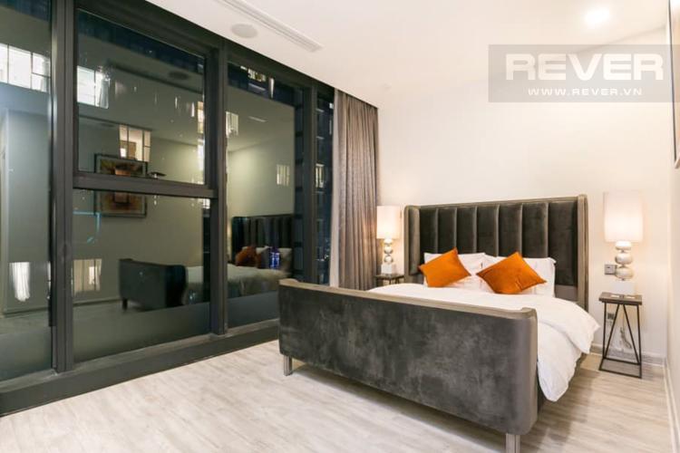 Phòng Ngủ 3 Cho thuê căn hộ Vinhomes Golden River 3PN, tháp The Luxury 6, view thành phố tuyệt đẹp