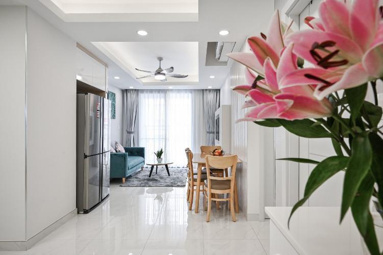 Căn hộ Saigon South Residence nội thất đầy đủ, hướng Bắc.