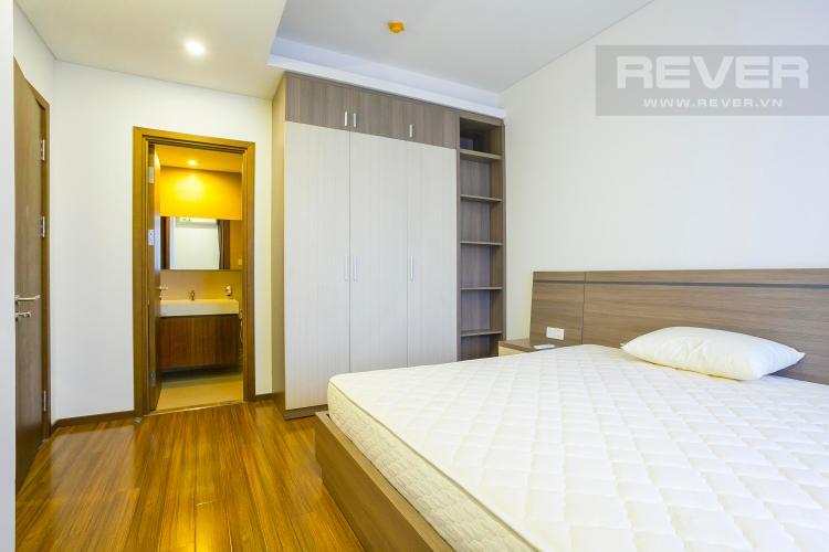 Phòng Ngủ 1 Căn hộ Thảo Điền Pearl 2 phòng ngủ tầng cao tháp B view sông