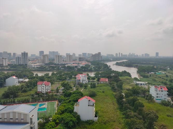 c21.07view1 Bán căn hộ Saigon South Residence 3 phòng ngủ diện tích 95m2