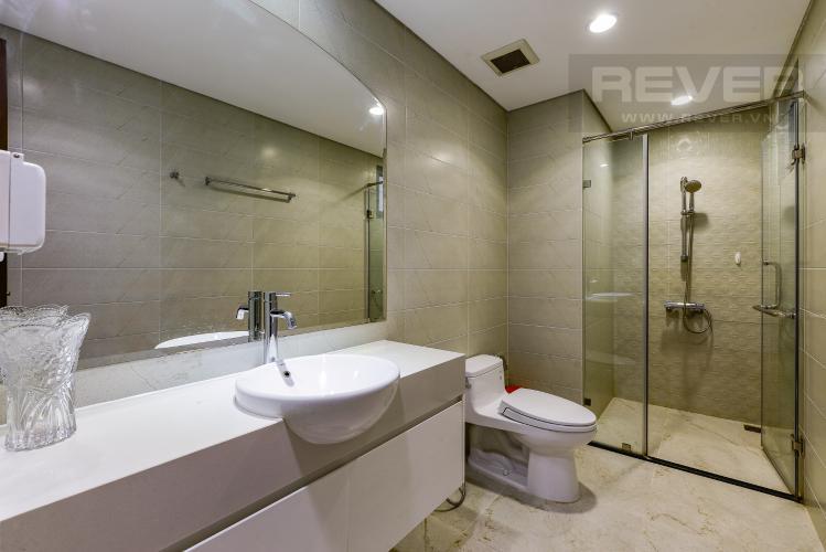 Phòng tắm 2 Căn hộ Vinhomes Central Park tầng trung, 3 phòng ngủ, hướng Đông Bắc, view sông