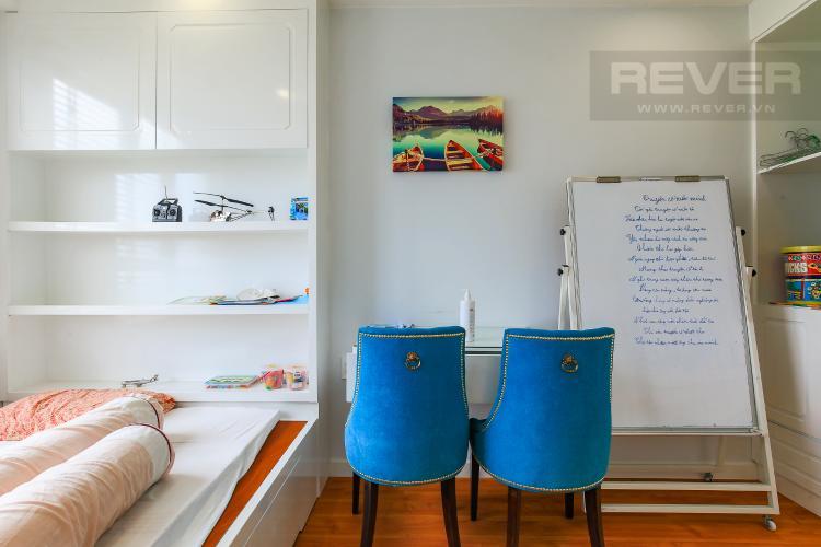 Phòng Ngủ 3 Bán căn hộ The Gold View tầng cao, 3PN, đầy đủ nội thất, view đẹp