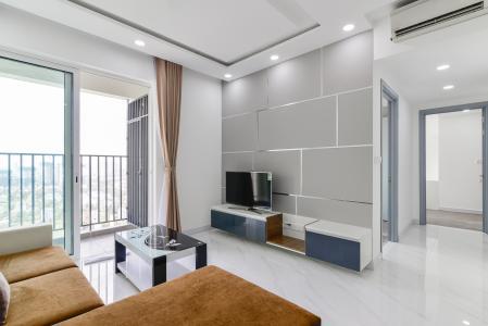 Căn hộ Vista Verde 2 phòng ngủ tầng cao T2 đầy đủ nội thất