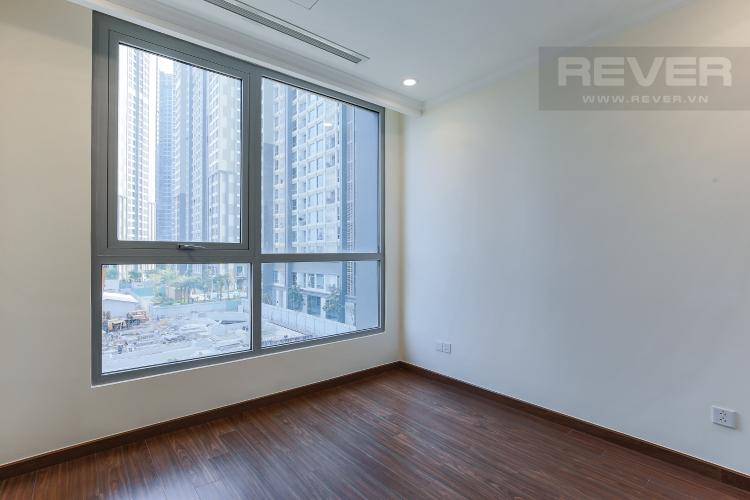 Phòng Ngủ 3 Căn hộ Vinhomes Central Park 3 phòng ngủ tầng thấp L5 view hồ bơi
