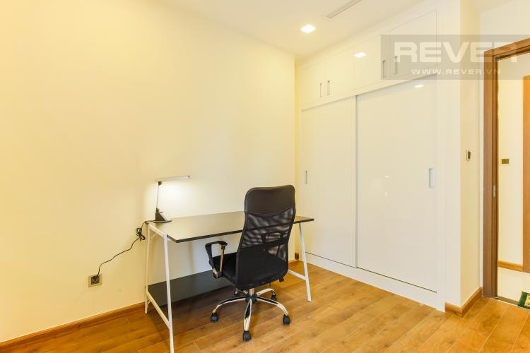 Phòng Ngủ 1 Căn hộ Vinhomes Central Park tầng cao Park 5 nội thất đẹp, view sông