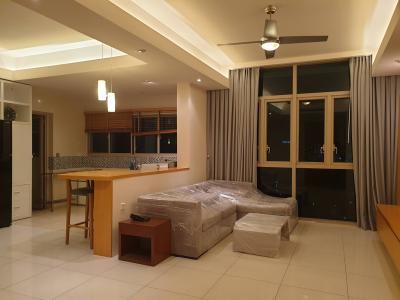 Cho thuê căn hộ The Vista An Phú 3PN, đầy đủ nội thất, view hồ bơi và Xa lộ Hà Nội