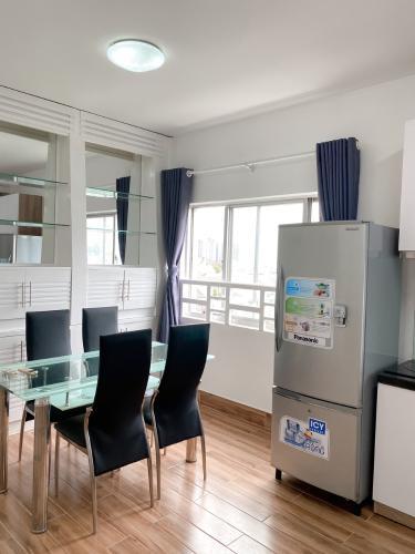 Bán căn hộ chung cư Hưng Vượng 2, vị trí thuận lợi, nằm sát khu đô thị Phú Mỹ Hưng.