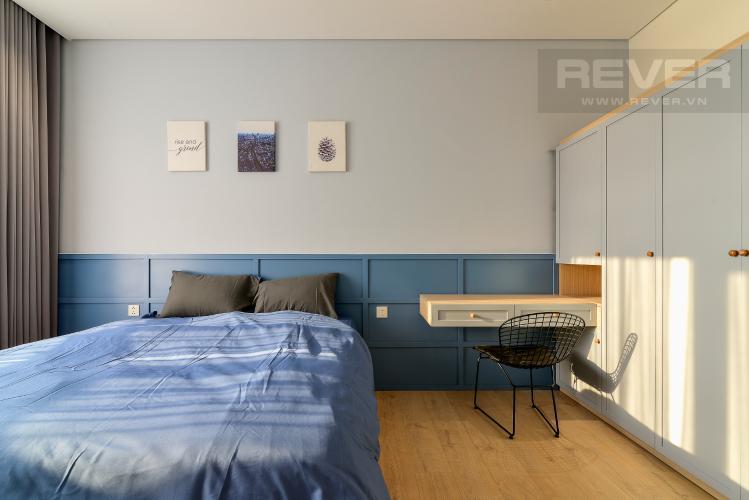 Phòng Ngủ 1 Cho thuê căn hộ Diamond Island 94,2m2 2PN 2WC, đầy đủ nội thất, view sông