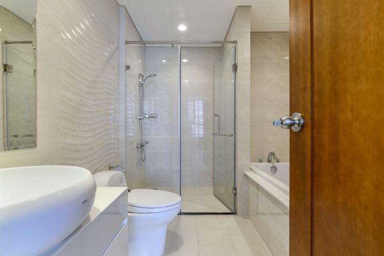 Phòng Tắm 2 Căn hộ Vinhomes Central Park 3 phòng ngủ tầng trung C3 đầy đủ nội thất