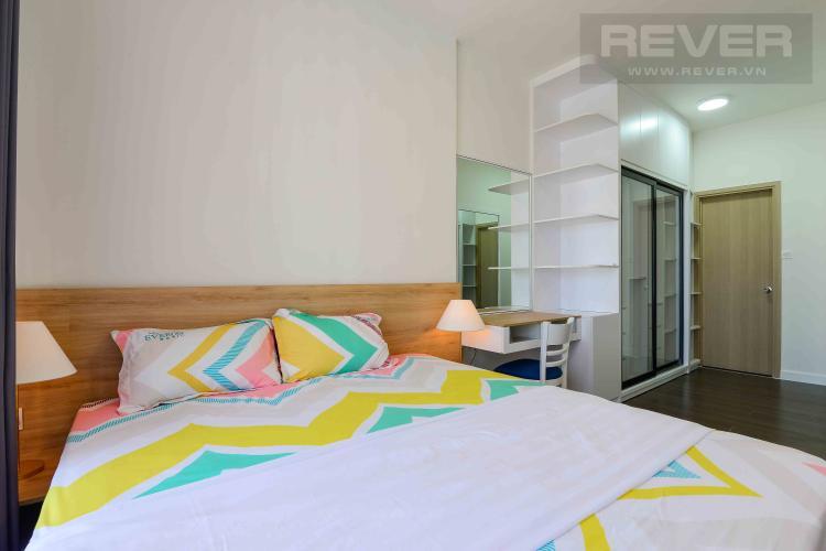Phòng Ngủ 2 Cho thuê căn hộ The Sun Avenue tầng cao, 2 phòng ngủ, đầy đủ nội thất