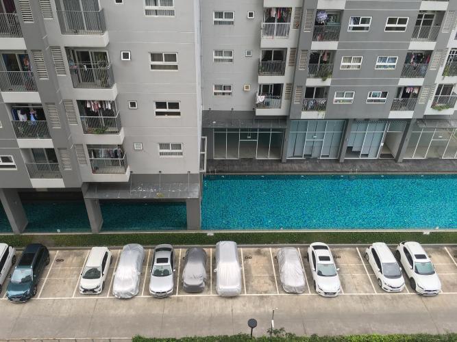 View nội khu chung cư Tân Mai, Bình Tân Căn hộ chung cư Tân Mai tầng trung, view nội khu.