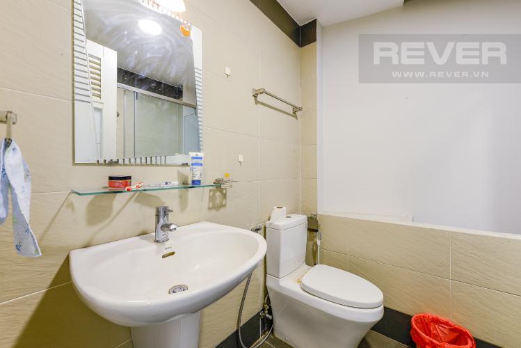 Phòng tắm Nhà phố 1 phòng ngủ Đường D1 Bình Thạnh diện tích 70m2