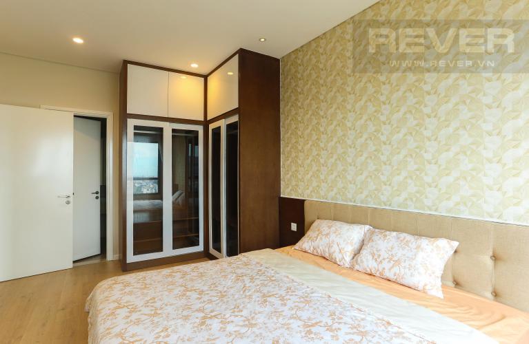 Phòng Ngủ 01 Căn hộ Diamond Island - Đảo Kim Cương 2PN đầy đủ nội thất