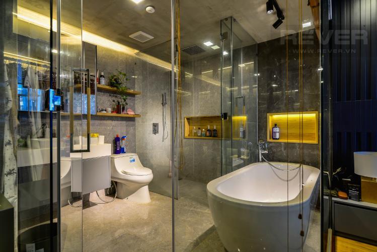Phòng Tắm Căn hộ Vinhomes Central Park 2PN đầy đủ nội thất, view sông Sài Gòn