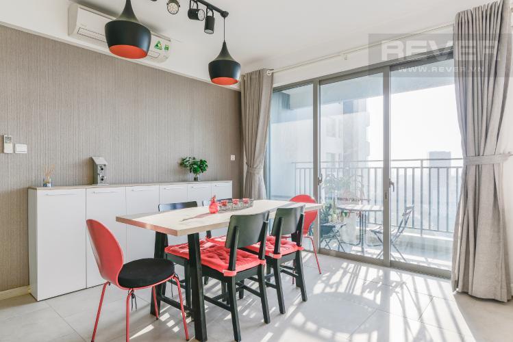 Phòng Ăn Căn hộ Riviera Point 2 phòng ngủ tầng cao T4 đầy đủ nội thất