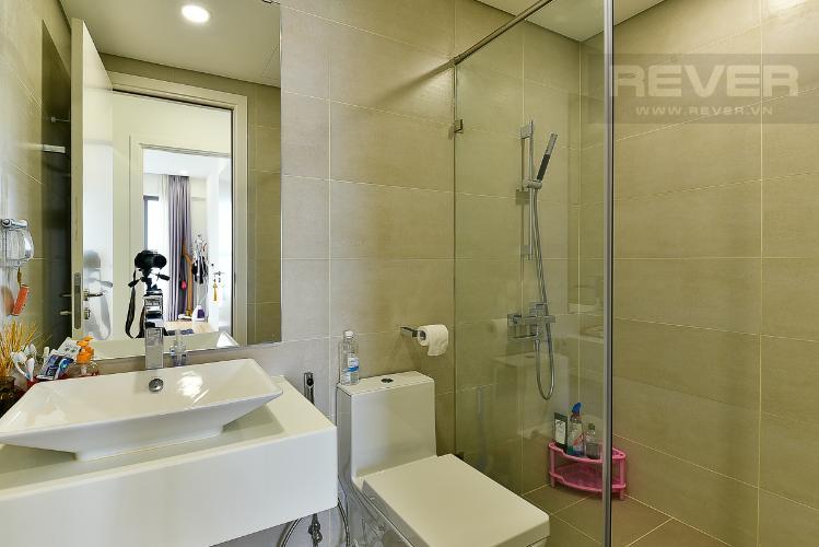 Toilet căn hộ MASTERI MILLENNIUM Bán căn hộ Masteri Millennium 2PN, tầng cao, đầy đủ nội thất, ban công hướng Nam