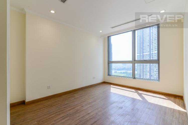 Phòng Ngủ 3 Căn góc Vinhomes Central Park 3 phòng ngủ tầng cao L4 hướng Đông Nam