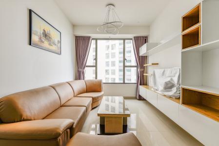 Căn hộ The Tresor tầng trung, tháp TS1, 2 phòng ngủ, full nội thất