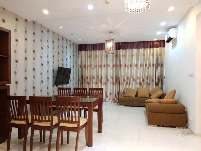Bán hoặc cho thuê căn hộ The Vista An Phú 3PN, diện tích 140m2, đầy đủ nội thất, view Xa lộ Hà Nội