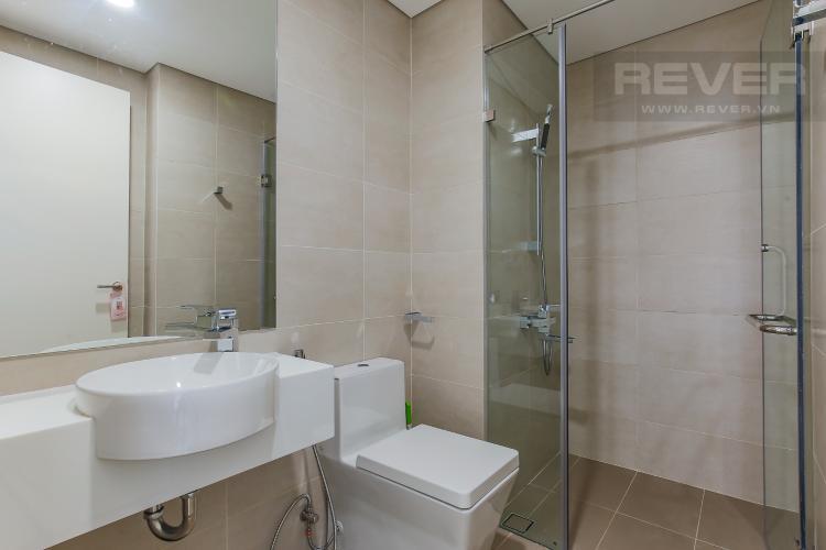 Phòng Tắm 2 Căn hộ Masteri Millennium tầng cao view sông, 2PN đầy đủ nội thất