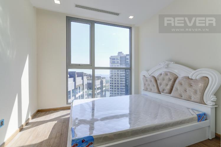 Phòng Ngủ 2 Cho thuê căn hộ Vinhomes Central Park tầng cao, 3PN đầy đủ nội thất, tiện nghi, view sông thoáng mát