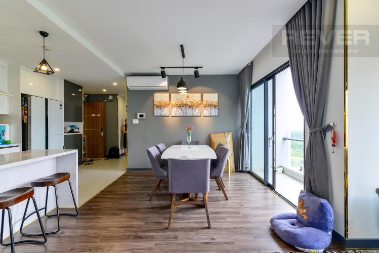 Phòng Ăn Bán căn hộ New City Thủ Thiêm 3PN, tháp Babylon, đầy đủ nội thất, view công viên xanh mát