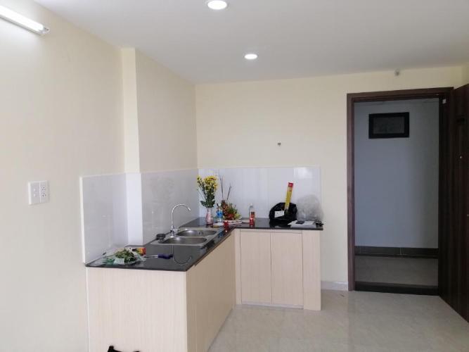 Bán căn hộ Thủ Thiêm Garden tầng trung, diện tích 49.64m2 - 2 phòng ngủ, không có nội thất
