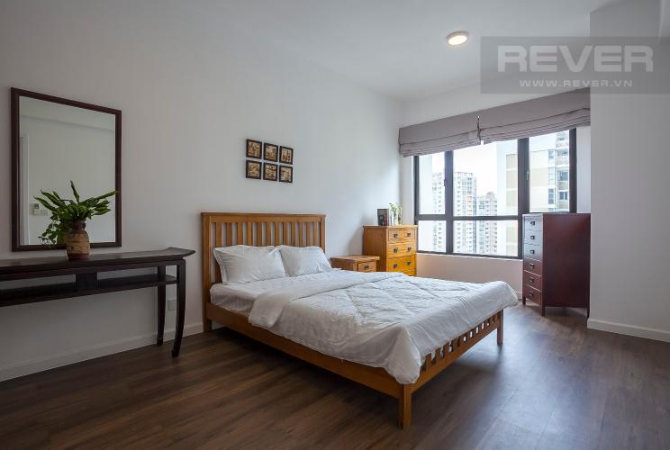 Phòng Ngủ Căn hộ Estella Heights 1 phòng ngủ tầng cao T1 hướng Tây Nam