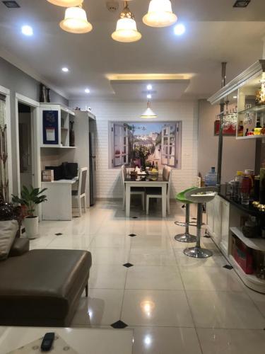 Căn hộ chung cư Phúc Yên đầy đủ nội thất tiện nghi, view đẹp.