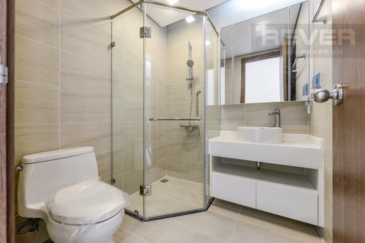Phòng tắm 1 Căn góc Vinhomes Central Park 4 phòng ngủ tầng cao P4 view sông