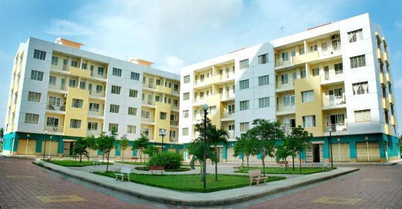 Chung cư tái định cư An Phú An Khánh