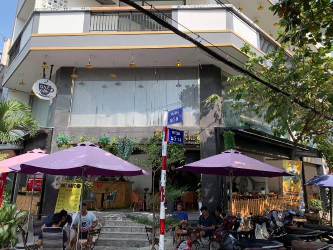Cho thuê nhà mặt tiền đường số 9, Tân Phú, Quận 7, đầy đủ nội thất, cách chợ Tân Mỹ 200m