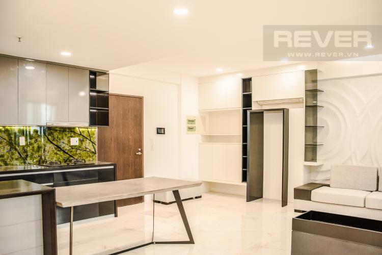 Phòng Ăn Bán căn hộ Happy Residence 3PN, tầng thấp, block A, đầy đủ nội thất, view mặt phố