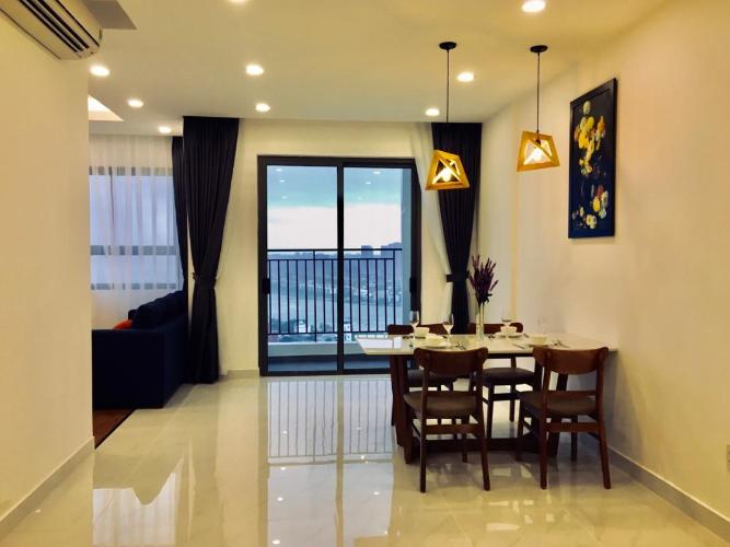 Cho thuê căn hộ Wilton Tower 2PN, tầng cao, đầy đủ nội thất hiện đại, view sông thông thoáng