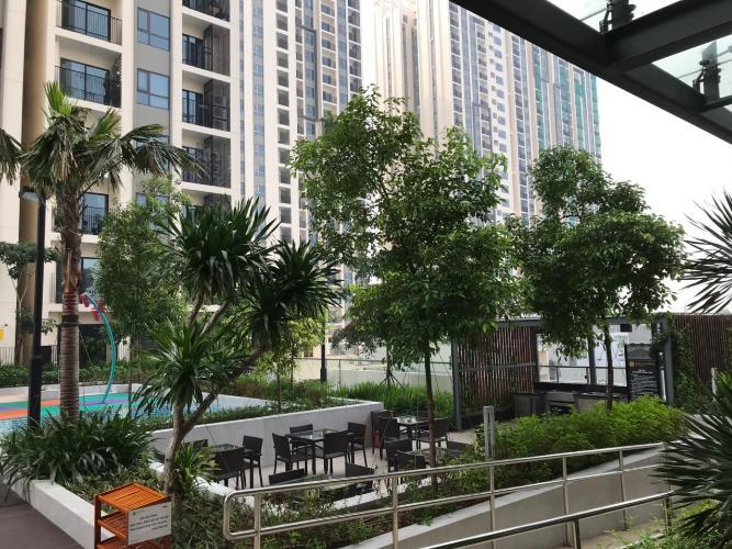 Sunwah Pearl, Bình Thạnh Căn hộ tầng cao Sunwah Pearl nội thất cơ bản, view thoáng mát.
