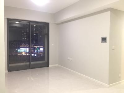 Cho thuê căn hộ Masteri An Phú 2PN, tầng thấp, không có nội thất, view Xa lộ Hà Nội