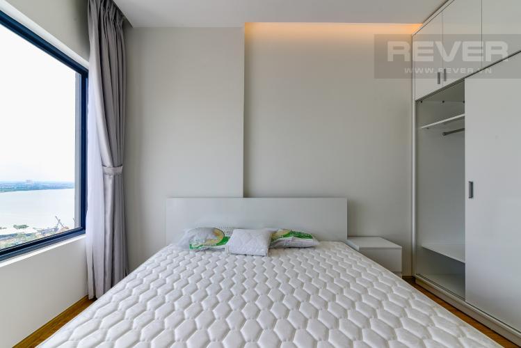 Phòng Ngủ 1 Cho thuê căn hộ New City Thủ Thiêm tầng cao, 3PN đầy đủ nội thất, view sông
