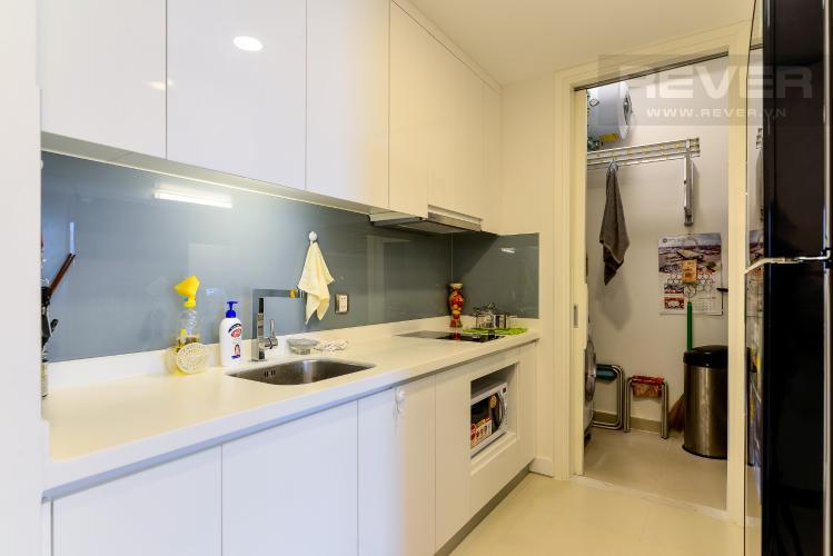 Bếp Bán hoặc cho thuê căn hộ Gateway Thảo Điền 1 phòng ngủ, diện tích 59m2, đầy đủ nội thất, view công viên nội khu