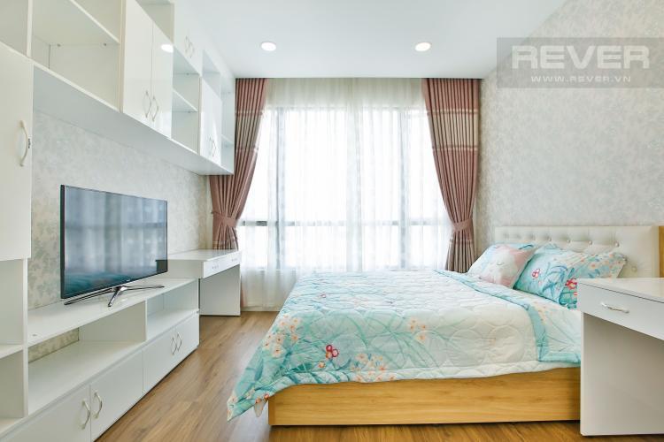 Phòng Ngủ 2 Căn hộ Estella Heights 2 phòng ngủ tầng cao T2 nội thất mới