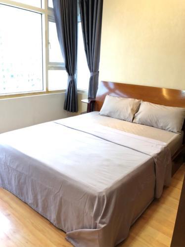 Phòng ngủ , Căn hộ Saigon Pearl , Quận Bình Thạnh Căn hộ Saigon Pearl tầng 15 view thành phố sầm uất, đầy đủ nội thất hiện đại.