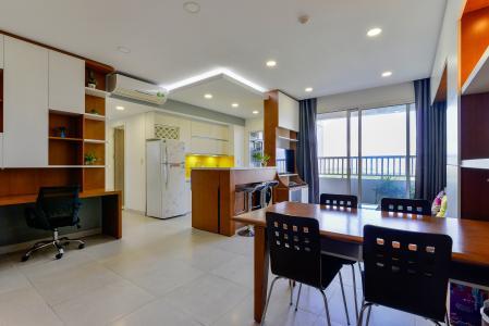 Cho thuê căn hộ Lexington Residence 3PN, tháp LA, đầy đủ nội thất, view hồ bơi