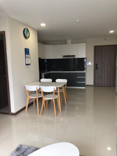 Cho thuê căn hộ De Capella block A, diện tích 76.4m2 - 2 phòng ngủ, đầy đủ nội thất