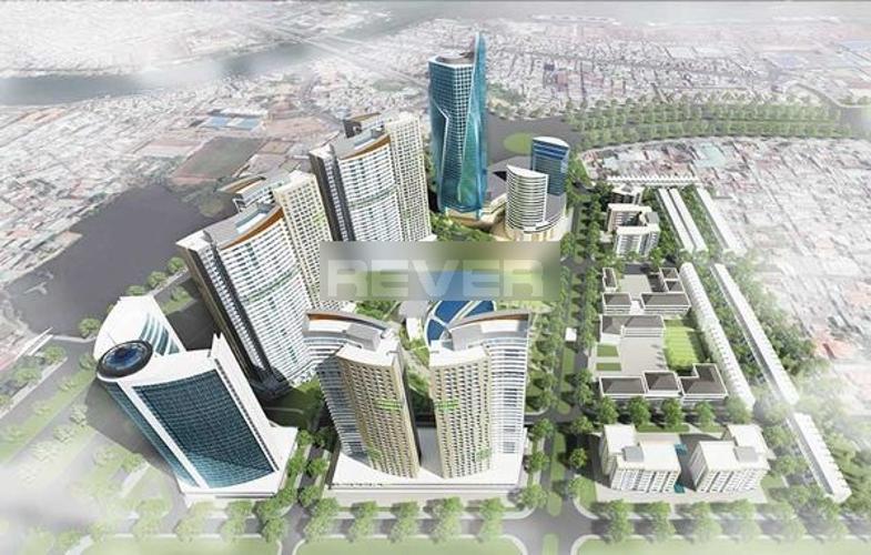 Eco Green Saigon Căn hộ Eco Green Saigon tầng cao, ban công hướng Đông Bắc thoáng mát.