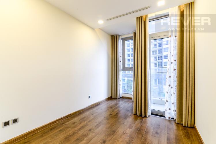 Phòng Ngủ 2 Căn hộ Vinhomes Central Park tầng thấp, tháp Park 5, 2 phòng ngủ, view nội khu