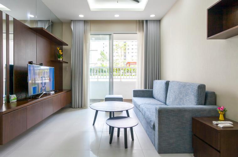 Căn hộ Lexington 3 phòng ngủ tầng thấp LA đầy đủ nội thất