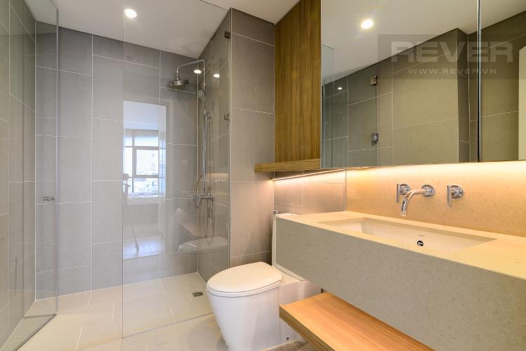 Phòng Tắm 2 Bán hoặc cho thuê căn hộ City Garden 100m2 2PN 2WC, view nội khu, nội thất cao cấp
