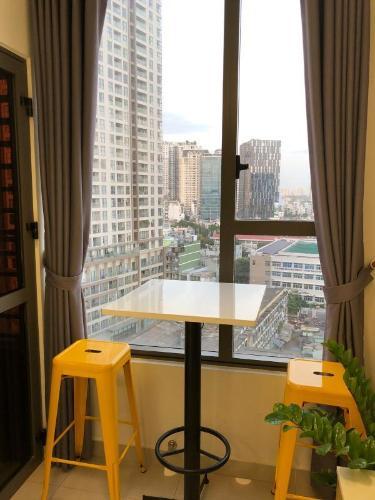 Cho thuê căn hộ RiverGate Residence 1PN, tháp B, đầy đủ nội thất, view thành phố