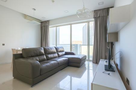 Căn hộ Estella Residence 2 phòng ngủ tầng thấp 1A view nội khu