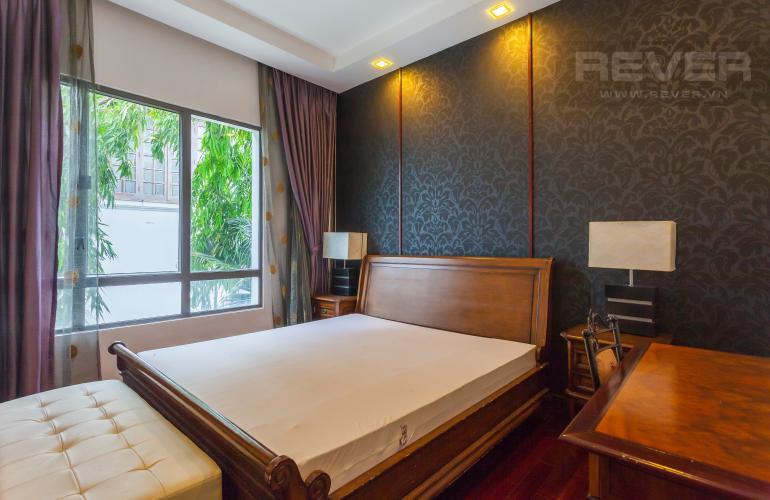 Phòng ngủ 2 Villa Compound Riviera Quận 2 thiết kế sang trọng, đầy đủ tiện nghi