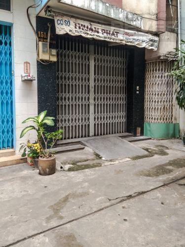 Mặt Tiền Bán nhà phố đường Hàn Hải Nguyên 47.9m2, 4 tầng 6PN 4WC, nội thất cơ bản